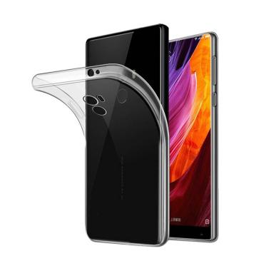 LOLLYPOP Ultrathin TPU Jelly Silico ... asing for Xiaomi Mi Mix 2