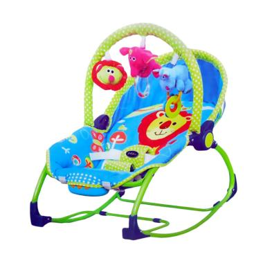 Pliko Rocking Chair Hammock 3 Phase - Lion