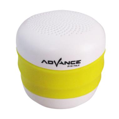 Advance ES-030J NEW Model Bluetooth with FM Speaker Portable - Kuning