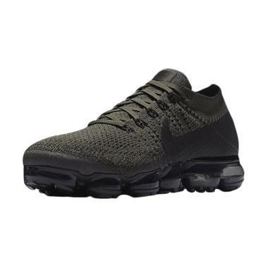 NIKE Men Vapormax Olive Sepatu Olahraga Pria - Khaki [849558-300]
