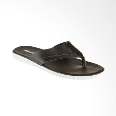 Bata Rivie Men Sandal Pria - Brown [8714474]