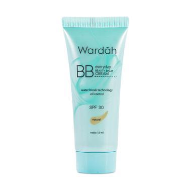 Wardah Everyday BB Cream - Natural [15 mL]