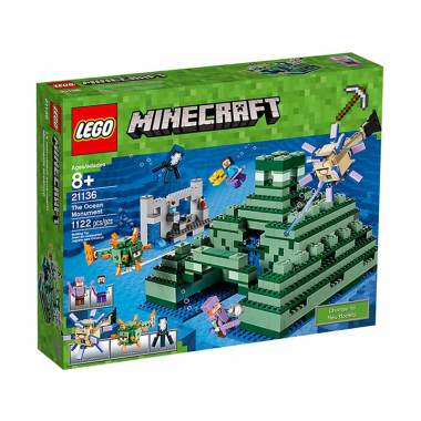 Jual Mainan Lego Minecraft Online Terbaru Harga Menarik Bliblicom