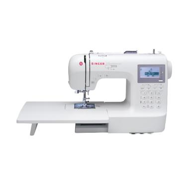 SINGER 9100 Stylist Portable Digital Mesin Jahit