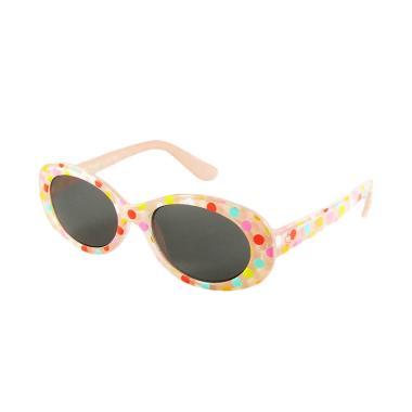 My Baby Mi Bao Kids Cute I2I-10071 Sun Protection Sunglasses - Peach
