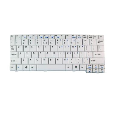 Acer Keyboard Notebook for Aspire O ... 0/A150 - White [Original]