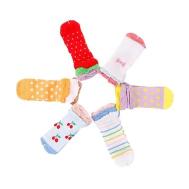 Happy Baby Spring Box Kaos Kaki Bayi [NB/6 Pasang]