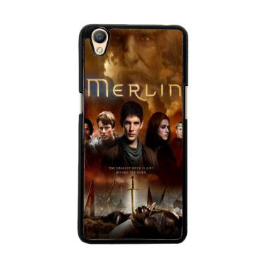 Flazzstore Merlin Fantasy Adventure ... Casing for Oppo Neo 9 A37