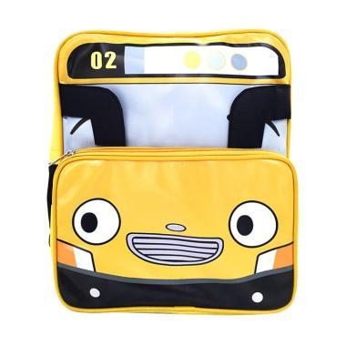 GABRIEL Sekolah Tas Ransel Anak - Kuning