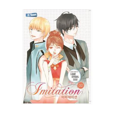 Penerbit Haru Komik Imitation 02 by Park Kyung-ran Buku Komik