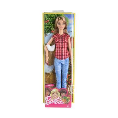 Barbie Career Doll Mainan Anak - Farmer