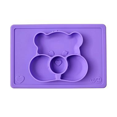 EZPZ Pkcbp001 Care Bear Mat In Share Bear - Purple