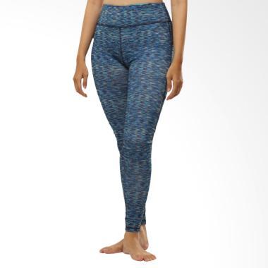 N.Y.L Active Bl Sport Misty Long Pant Celana Olahraga Wanita - Blue [09NYL200011]
