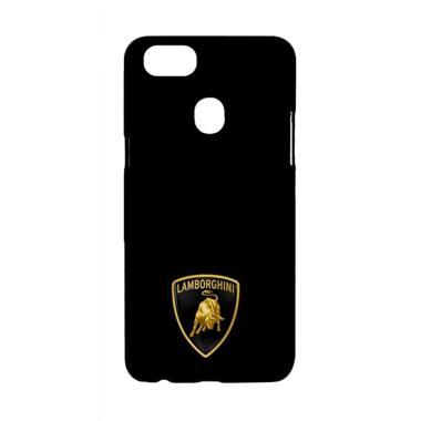 OEM Logo Lamborghini Car Custom Hardcase Casing for OPPO F5