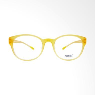 TOSSI 640 Frame Kacamata - Yellow