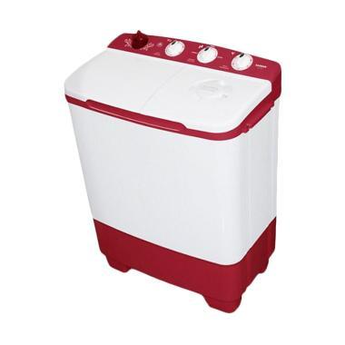 Sanken TW-8650MR Mesin Cuci Twin Tub [7kg]