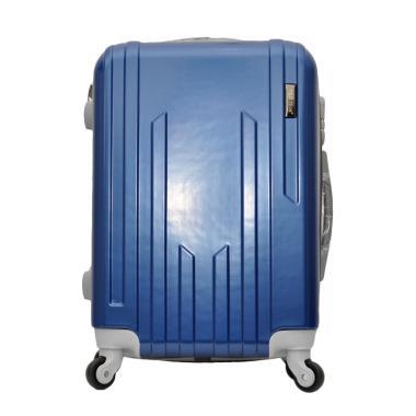 Polo Team 084 Kabin Hardcase Koper - Blue [20 Inch]