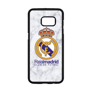 Acc Hp Logo Jersey Real Madrid W5301 Casing for Samsung Galaxy S7