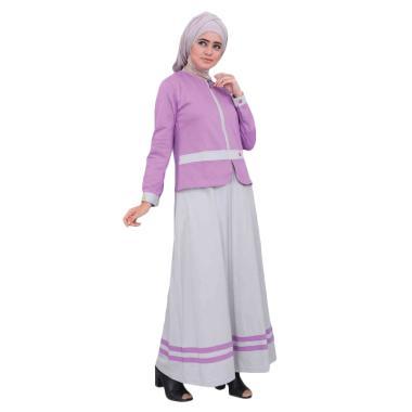 Vemmella Gemma 09 Baju Gamis Muslim Wanita
