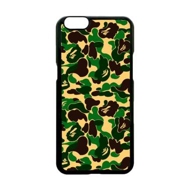 Acc Hp Bape Camo J0277 Casing for Oppo A71