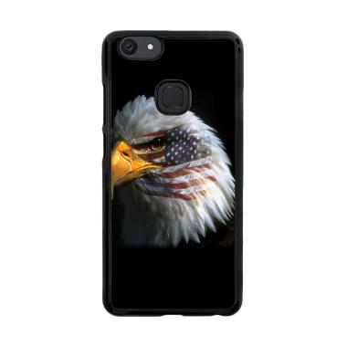 Flazzstore American Flag Eagle Coun ... m Casing for Vivo V7 Plus