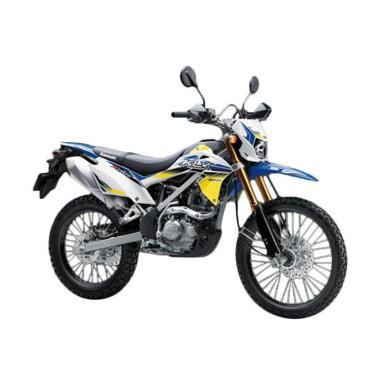 Kawasaki KLX150BF SE EXTREME Sepeda Motor [VIN 2018/ OTR Jabodetabek]