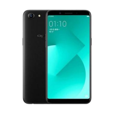 OPPO A83 Smartphone - Hitam [32 GB/ ... Free MMC 32 GB + Tampered
