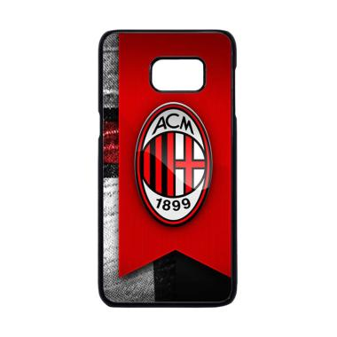 Cococase Ac Milan Footbal Club W523 ... msung Galaxy S6 Edge Plus