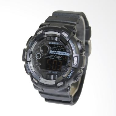 Digitec Digital Jam Tangan Pria - Hitam [DGX 1002-02]