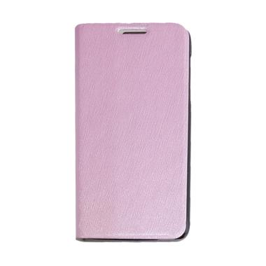 OPPO Book Cover Casing for OPPO Find Muse R821 - Pink