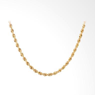 Emas Gold Gloria Korea Jumbo Kalung Emas Kuning [3 gram]