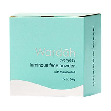 Wardah Everyday Luminous Face Powder - 02 Beige [30 g]