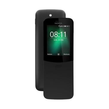 Nokia 8110 Handphone - Black