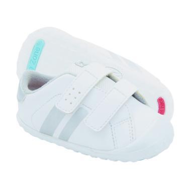 142a5a06287015 Toezone Flagstaff Fs Sepatu Anak Laki-laki - White Silver