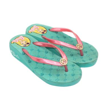 Ando 903 Barb Sandal Jepit Anak Perempuan - Turkis