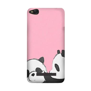 Acc Hp Bare Bears Panda Mirror G0116 Custom Casing for Xiaomi Redmi 5A