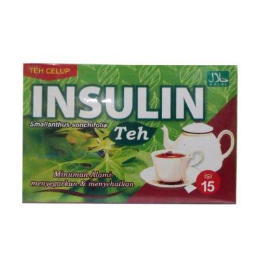 Jogjakhas Daun Insulin Teh [12 Tea bags]