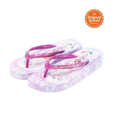 Disney Frozen Eva High Heels Sandal Anak - Purple