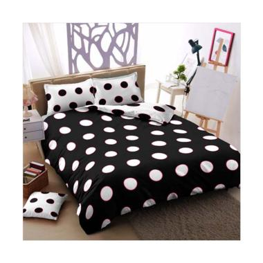 Kintakun D'luxe Brooklyn Set Bed Cover [180 x 200 cm/ King]