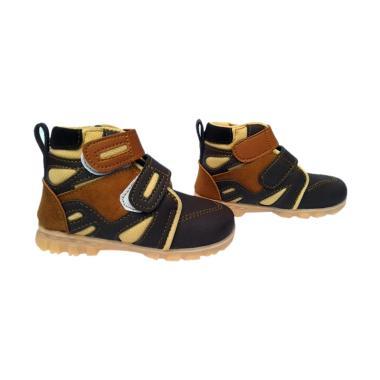 Rainy Collections Sepatu Boots Anak - Coklat