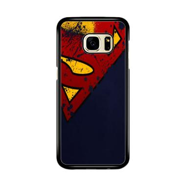 Flazzstore Dc Comics Superman Distr ... axy Note FE (Fan Edition)