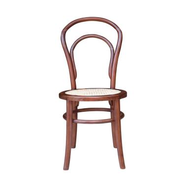 VIE FOR LIVING Dinning Chair - Brown