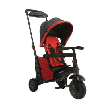 Smart Trike 7in1 Folding Trike 500 Sepeda Anak - Red