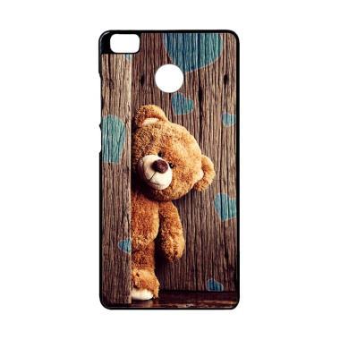harga Bunnycase Teddy Bear Love L0280 Custom Hardcase Casing for Xiaomi Mi Max Blibli.com
