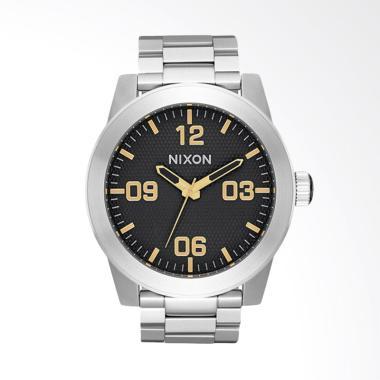 Nixon Jam Tangan Pria - Silver [A3462730]