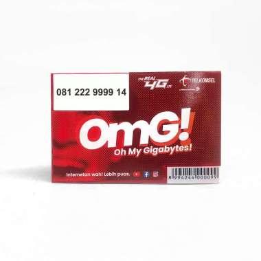 harga Simpati Nomor Cantik 081 222 9999 14 Kartu Perdana [12 Digit] Blibli.com