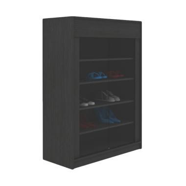 FCENTER SC-4205 Rak Sepatu - Black [Pulau  Jawa]