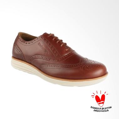 BLANKENHEIM Original Leather Sneake ...  Pria - Brown [Pre-Order]