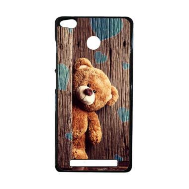 harga Bunnycase Teddy Bear Love L0280 Custom Hardcase Casing for Xiaomi Redmi 3 Pro or 3S Blibli.com