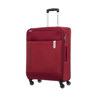 American Tourister 56-20 EXP TSA Ro ... ase Koper - Red [20 Inch]